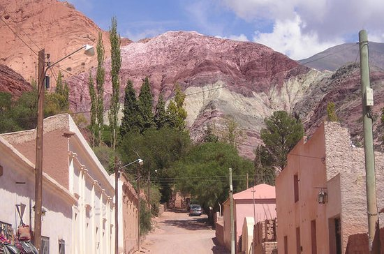 Day Trip Discover Humahuaca Valley...