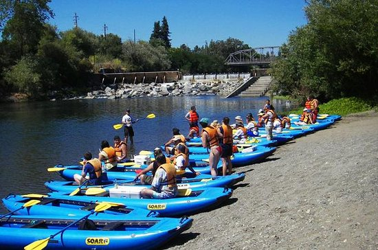 Russian River Canoe Trip from...