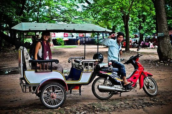 Half-Day Angkor Tuk-Tuk Explorer Tour