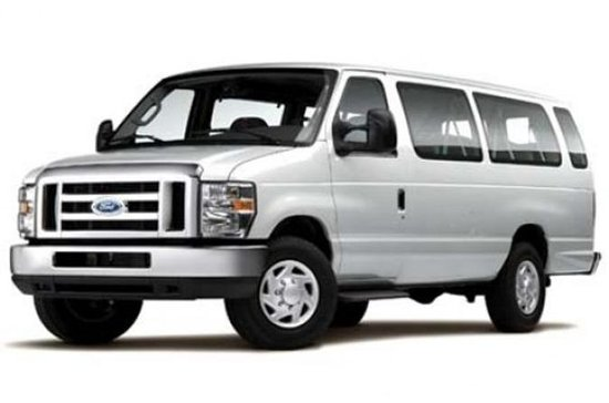 Shared Airport Arrival Transfer: LAX International Airport to...