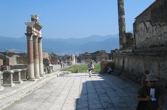 Pompeii and Herculaneum Full Day Tour...