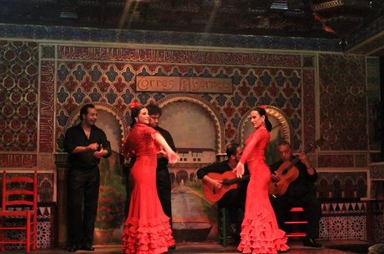 Flamenco Show in Madrid with...
