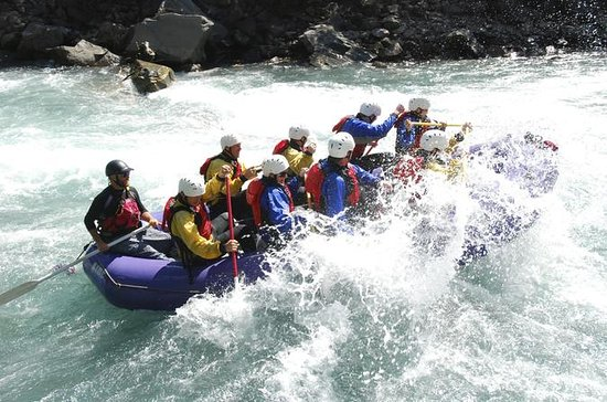 Rafting di Half-Day Whitewater a