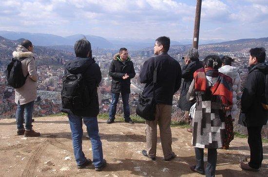 Tour storico di Sarajevo in pulmino