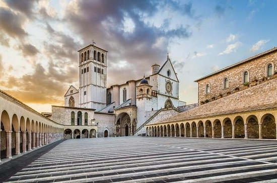 Florence to Perugia and Assisi...