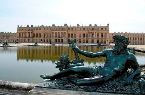 Palace of Versailles Skip-the-line...
