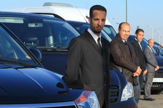 Private Transfer: Marrakech to Casablanca Airport