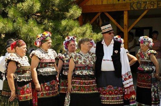 Private Mezokovesd and Matyo Culture...