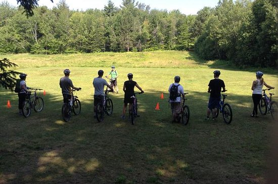 Private Mountain Bike Lesson in Stowe...