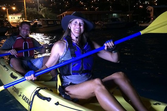 St Thomas Night Kayak Tour of Pirate...