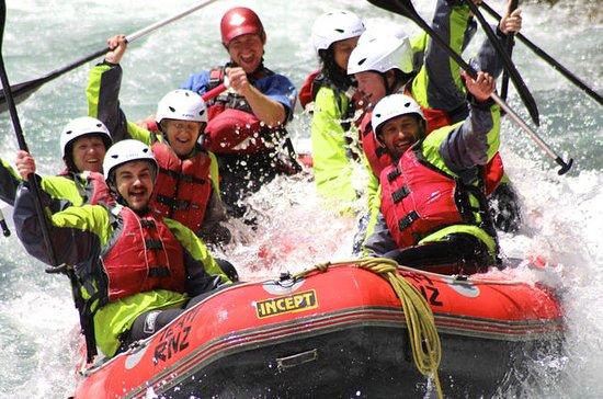 Tongariro White Water Rafting from...
