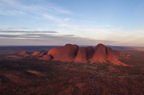 Uluru (Ayers Rock) Fixed-Wing Scenic ...