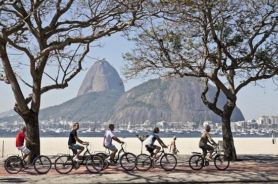 Small-Group Urban Bike Tour in Rio de...