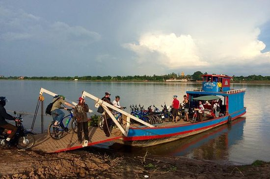 Islands of the Mekong Bike Tour from...