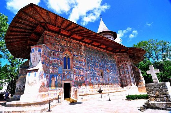 8-Day Transylvania and UNESCO Painted...
