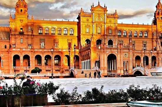 Traslado privado de partida desde el centro de la ciudad de Sevilla...