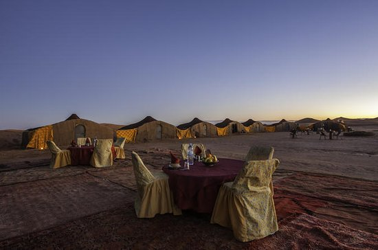 Bivouac Chegaga Night in Zagora