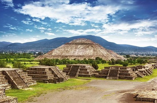 Mexico City in One Day: Teotihuacan...