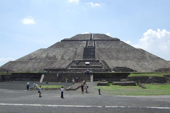 Teotihuacan Pyramids and Basilica of...