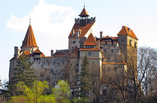 From Bucharest, Transylvania Castle...