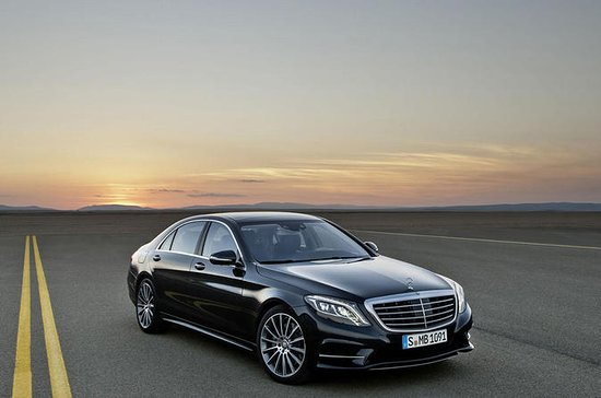 Private Arrival Transfer: Stansted Airport to Central London in a...