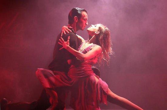 Espectáculo Cátulo Tango con cena...
