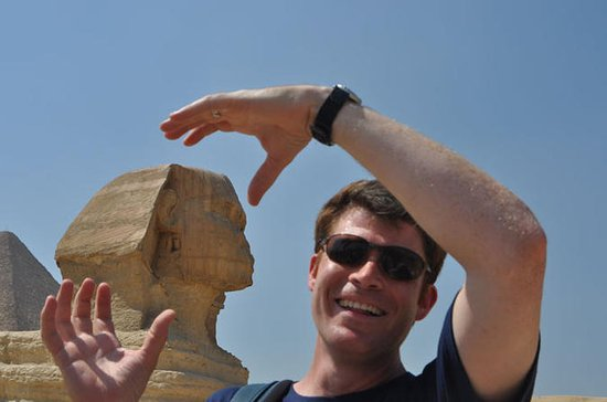 Guided Day Tour to Giza Pyramids and...