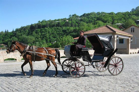 Private Tour to Sighnaghi and Bodbe...