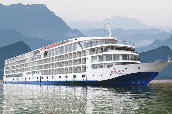 Tour di crociere sul fiume Yangtze