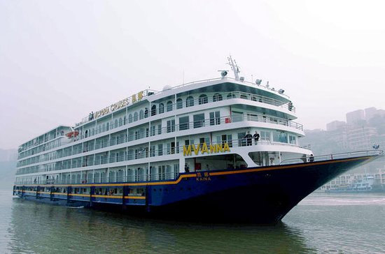 3-Night Victoria Anna Three Gorges...