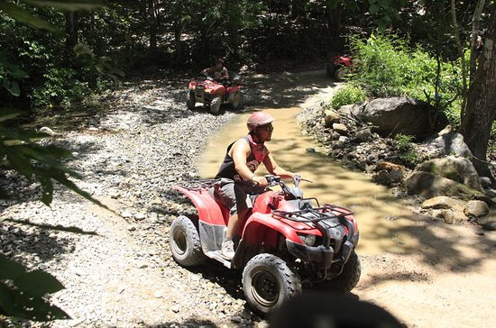 Privat tur: Puerto Vallarta ATV...