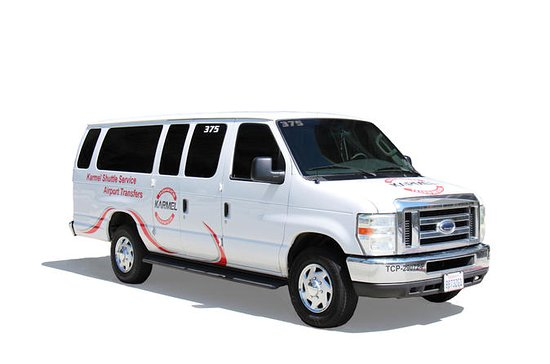 Shared Airport Departure Transfer: Long Beach and San Pedro Hotels or...