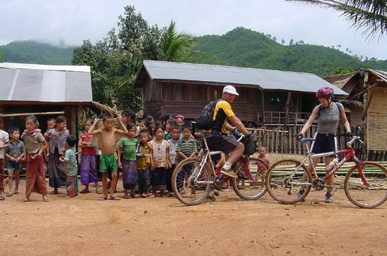 2-Day Luang Prabang Countryside Cycling Day Tour including Local...