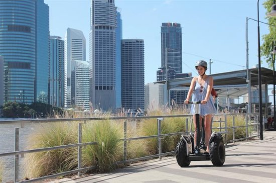 Day or Night Brisbane Segway Tour