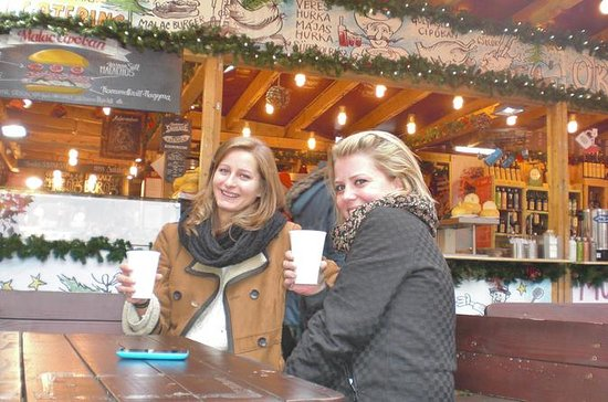 Christmas Market Tour in Budapest