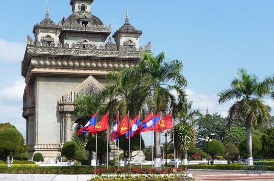 Guided Vientiane City and Buddha Park