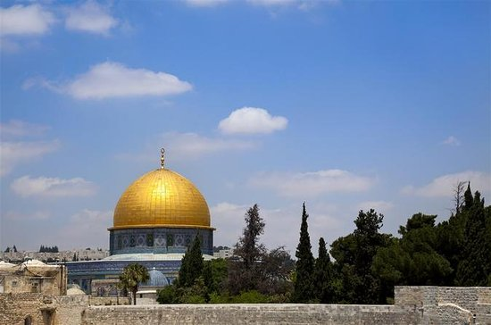 Israel Deluxe Tour 9-dages fra Tel...