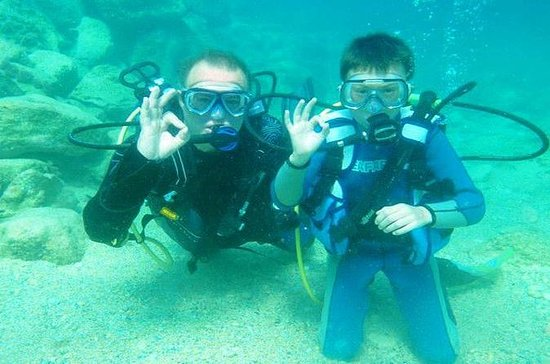 Scuba Diving for Beginners from Chania