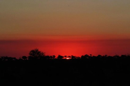 Kruger National Park Sunset Drive