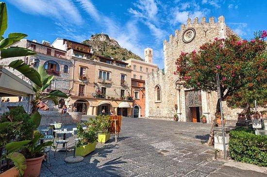 Giardini Naxos, Taormina and...