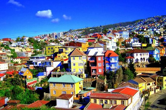 Full-Day Tour of Valparaiso Port and ...