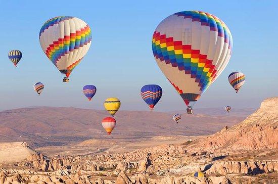 Excursión de Estambul a Capadocia: 2...