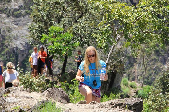 Inca Jungle Trail til Machu Picchu om...
