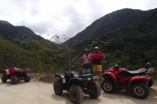 Private Tour: El Eden ATV Adventure...