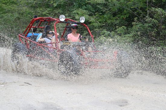Off-road Mayan Adventure i Cozumel...