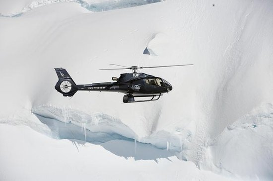 Helicopter Tour Including Glacier...