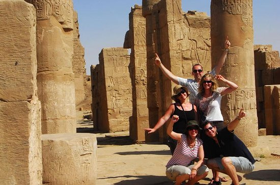 Aswan to Luxor from Cairo 6-Night...
