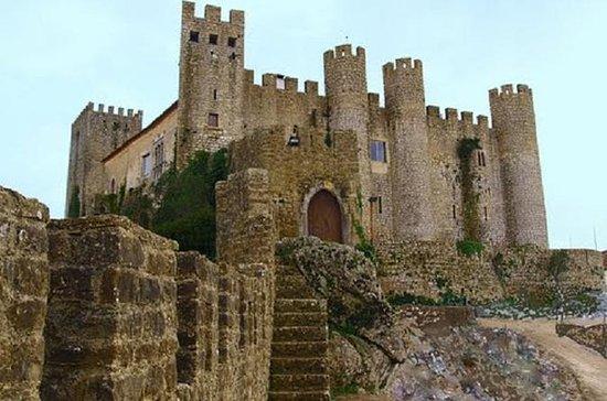 Alcobaça, Batalha, Nazaré, and Obidos...