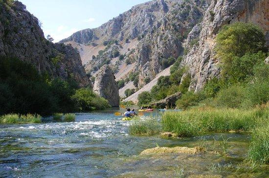 2 giorni di viaggio sul fiume Zrmanja