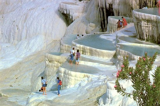 Pamukkale Day Tour from Istanbul by...
